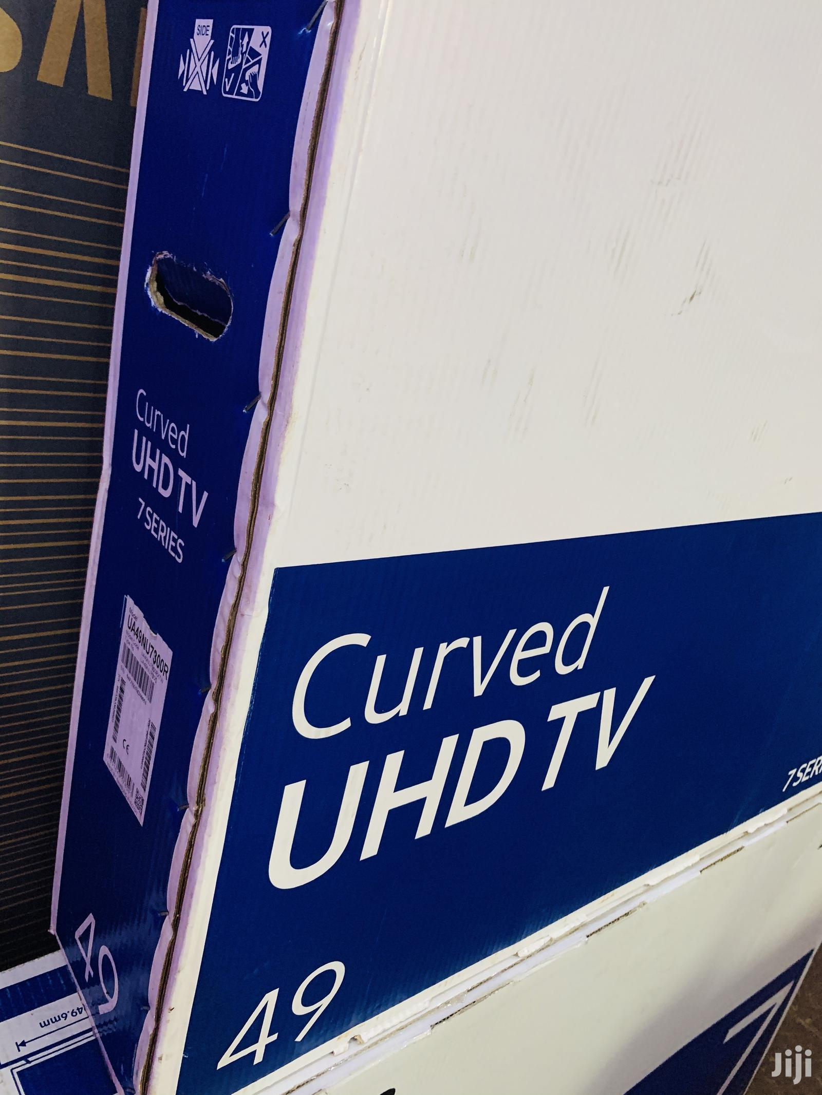 49inches Curve Samsung Smart UHD 4K | TV & DVD Equipment for sale in Kampala, Central Region, Uganda