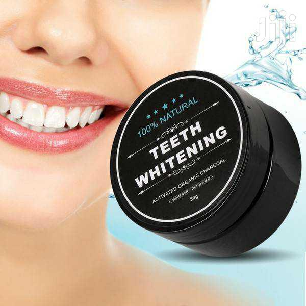 Activated Teeth Whitening Bamboo Charcoal