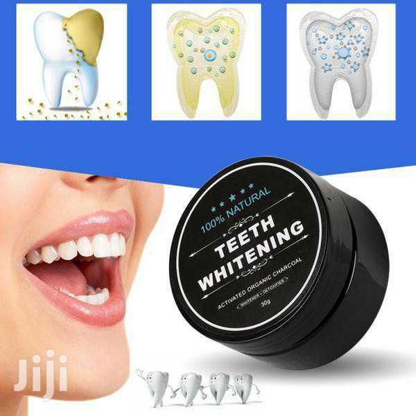 Activated Teeth Whitening Bamboo Charcoal | Bath & Body for sale in Kampala, Central Region, Uganda
