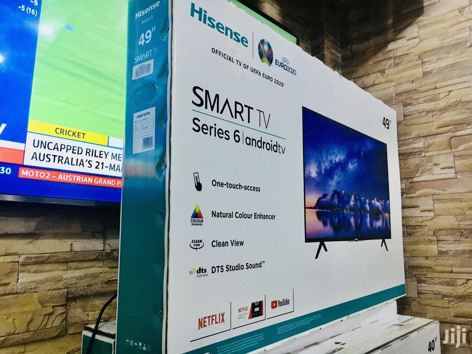 Hisense 49 Inch Smart Tv