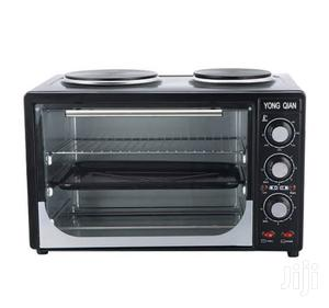 30litre Electric Oven With Grill and Double Hot Plates