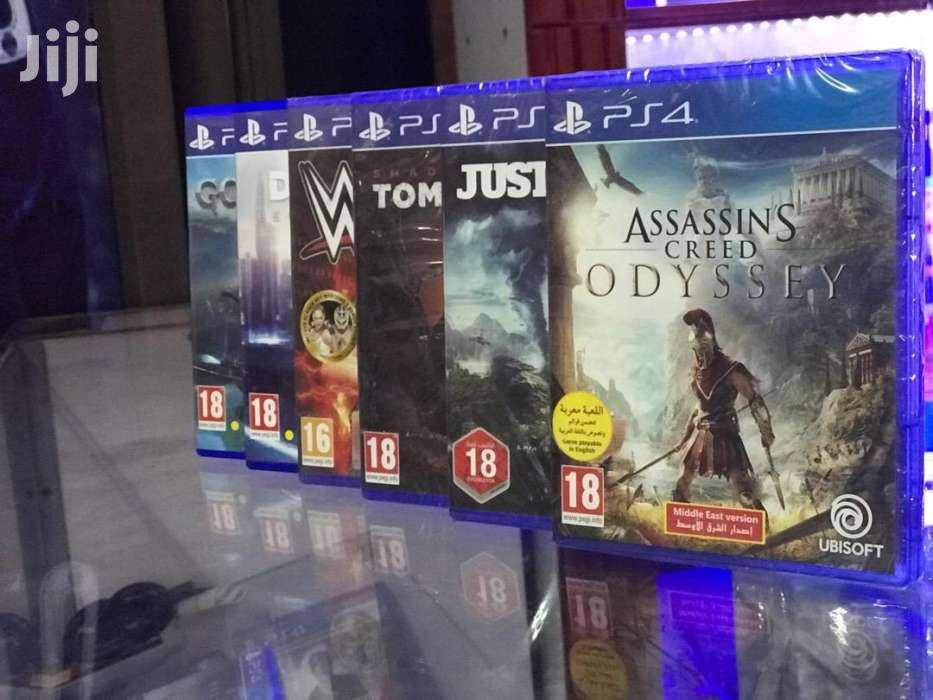 Latest Playstation 4 Games | Video Games for sale in Kampala, Central Region, Uganda