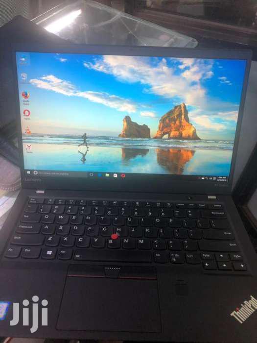 Laptop Lenovo ThinkPad X1 Carbon 8GB Intel Core I5 SSD 250GB | Laptops & Computers for sale in Kampala, Central Region, Uganda