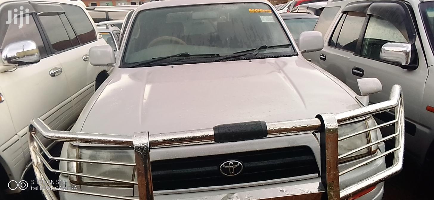 Toyota Surf 1998 Silver | Cars for sale in Kampala, Central Region, Uganda