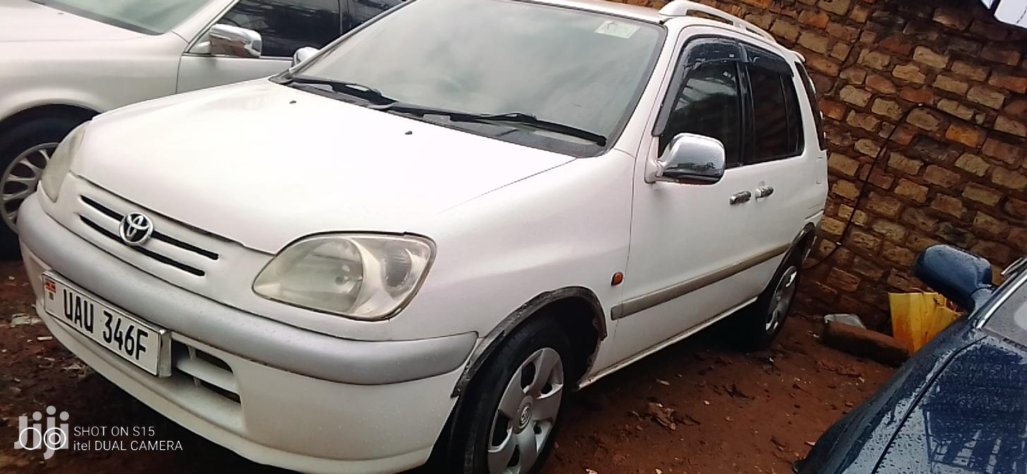 Toyota Raum 2002 White | Cars for sale in Kampala, Central Region, Uganda
