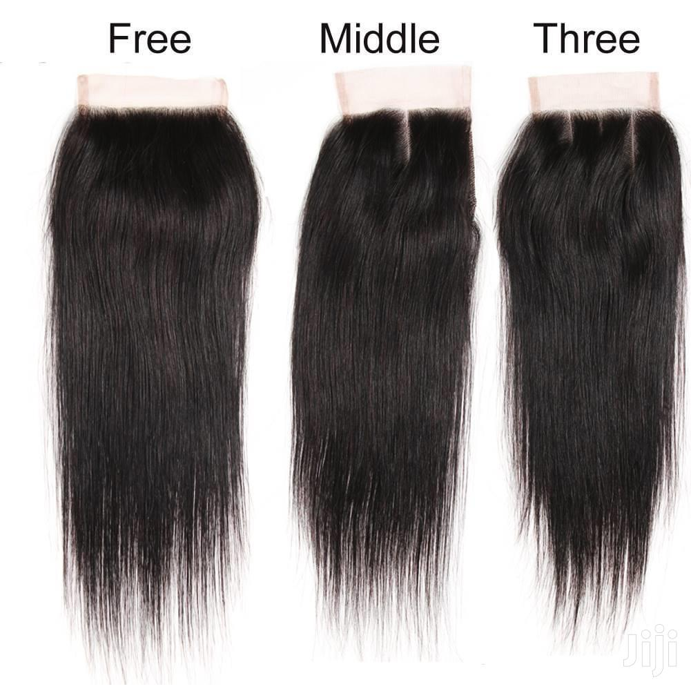 Different Closures at Affordable Prices | Hair Beauty for sale in Kampala, Central Region, Uganda
