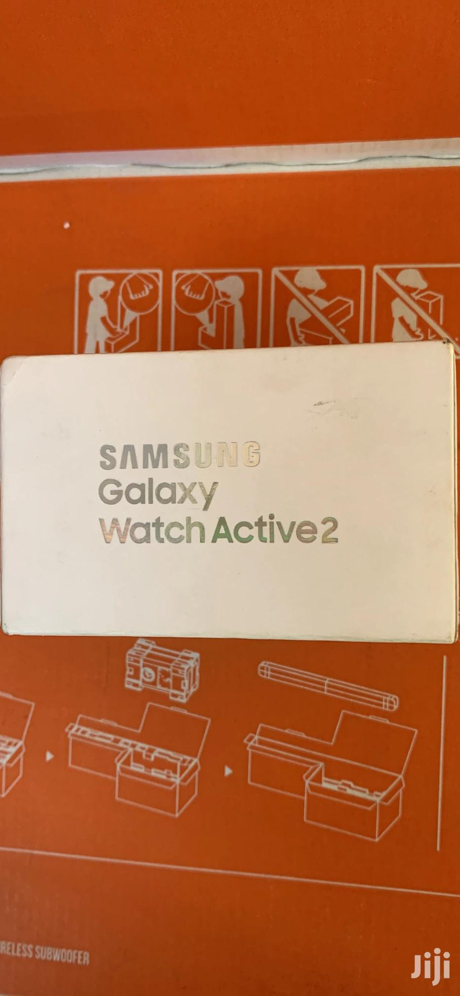 Samsung Active 2 Watch | Smart Watches & Trackers for sale in Kampala, Central Region, Uganda