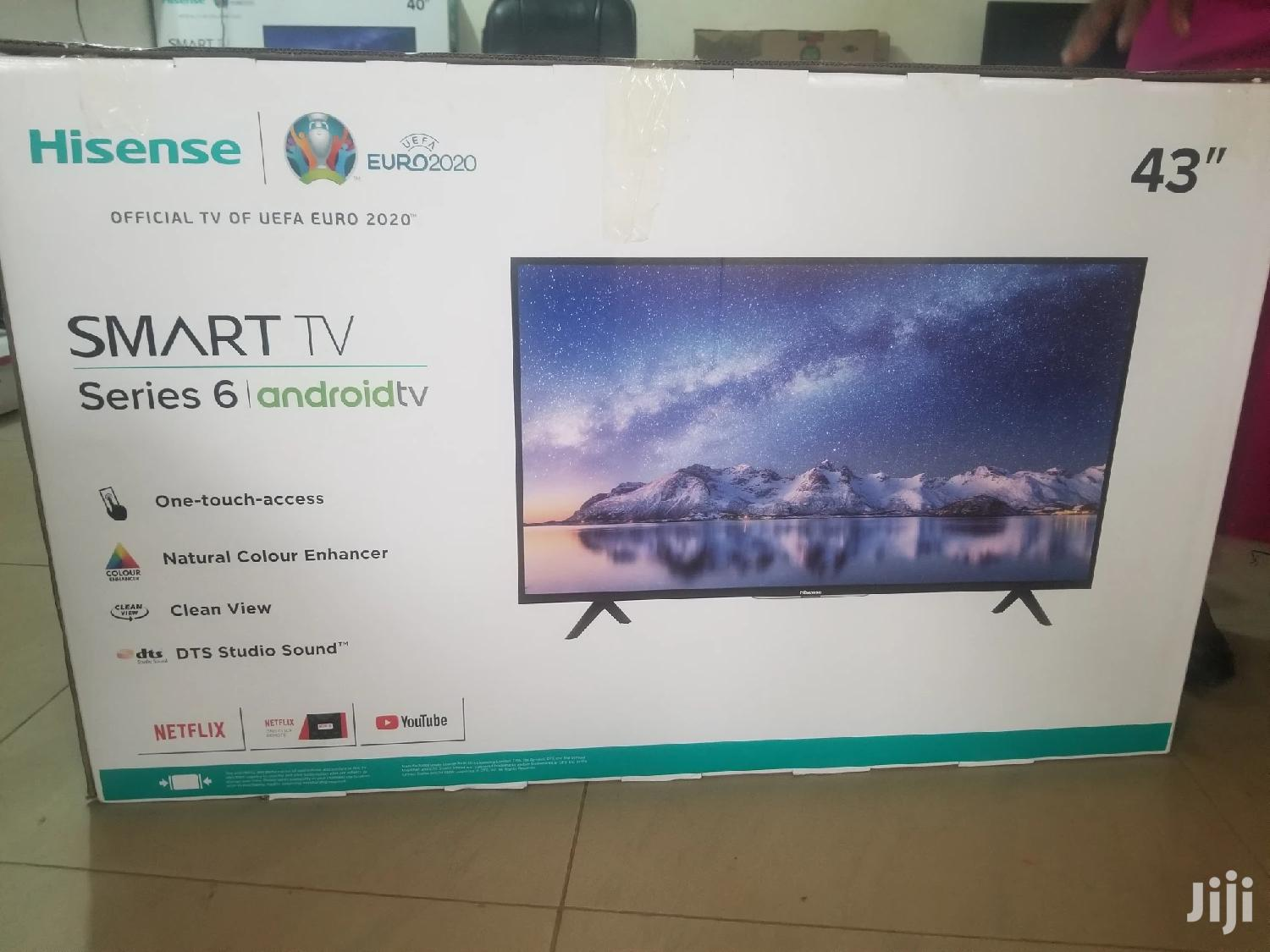 43 Inches Led Hisense TV Smart Android