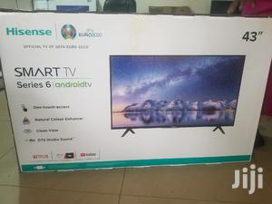 43 Inches Led Hisense TV Smart Android | TV & DVD Equipment for sale in Central Region, Kampala