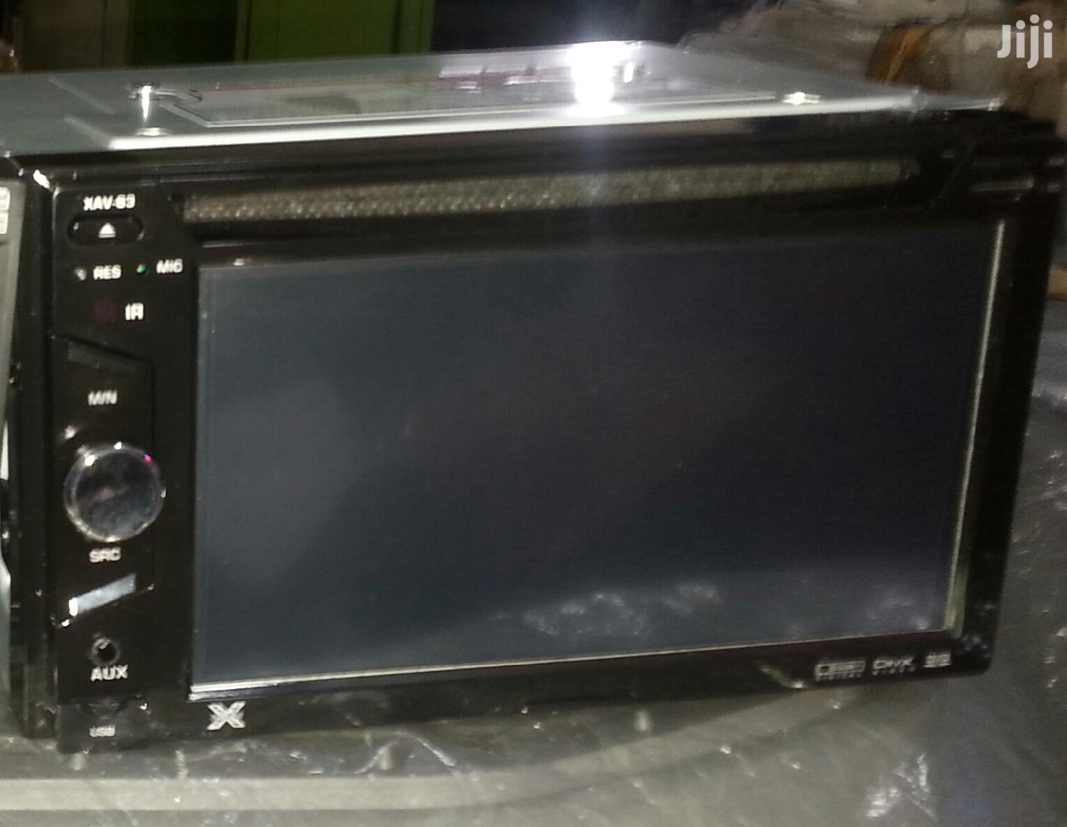 Car Stereo Advanced System