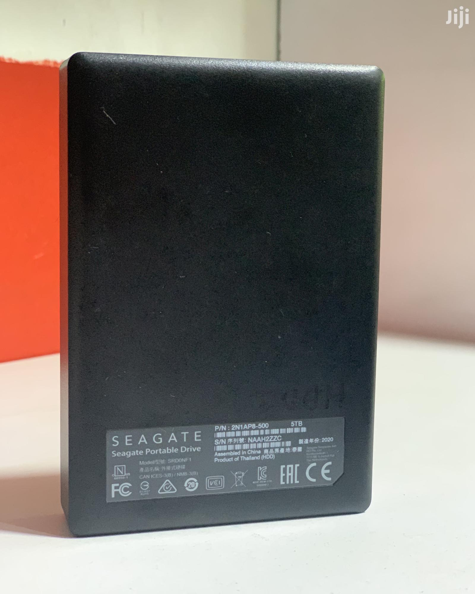 Seagate 5tb External Harddrive   Computer Hardware for sale in Kampala, Central Region, Uganda