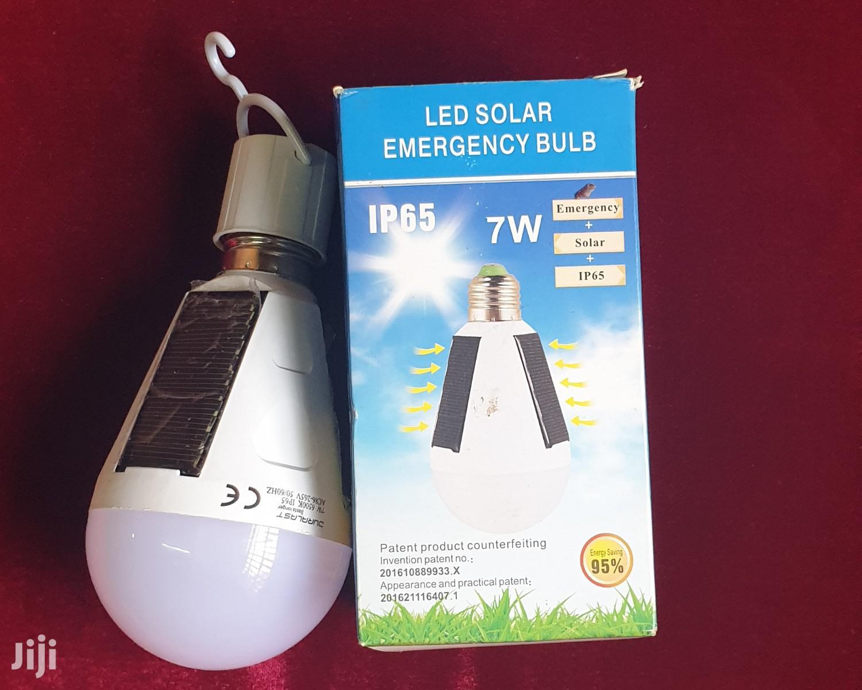 Emergency Bulb LED