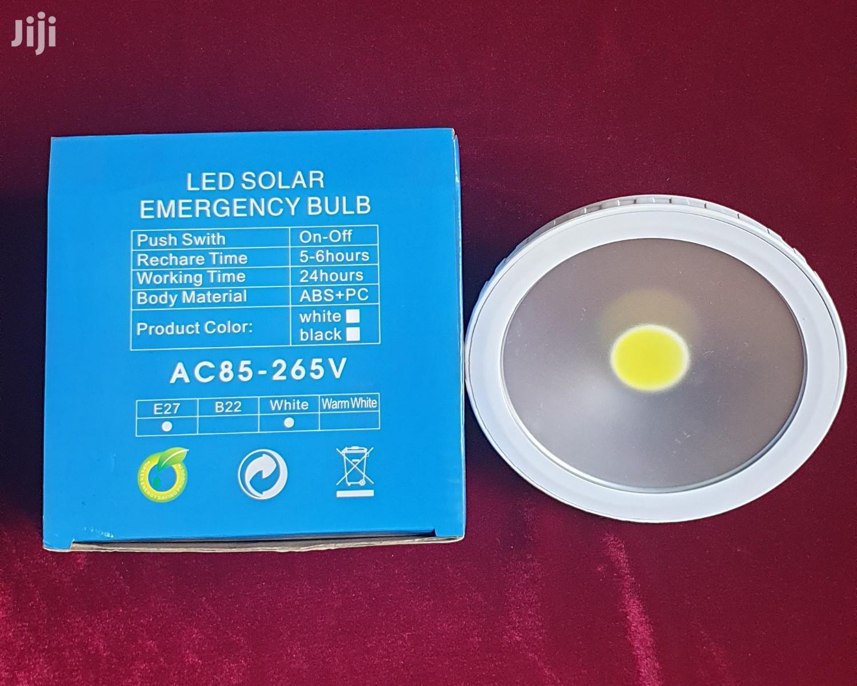 Emergency Bulb Solar 10W
