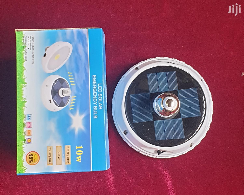Emergency Bulb Solar 10W | Home Accessories for sale in Kampala, Central Region, Uganda