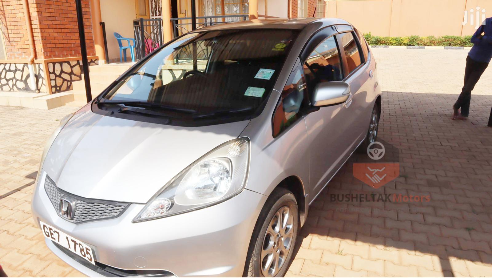 Honda Fit 2009 Sport Silver | Cars for sale in Kampala, Central Region, Uganda
