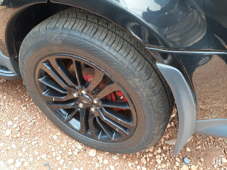 Land Rover Range Rover Sport 2008 Black | Cars for sale in Kampala, Central Region, Uganda
