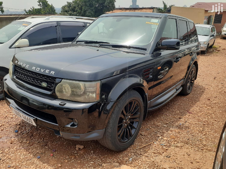 Land Rover Range Rover Sport 2008 Black