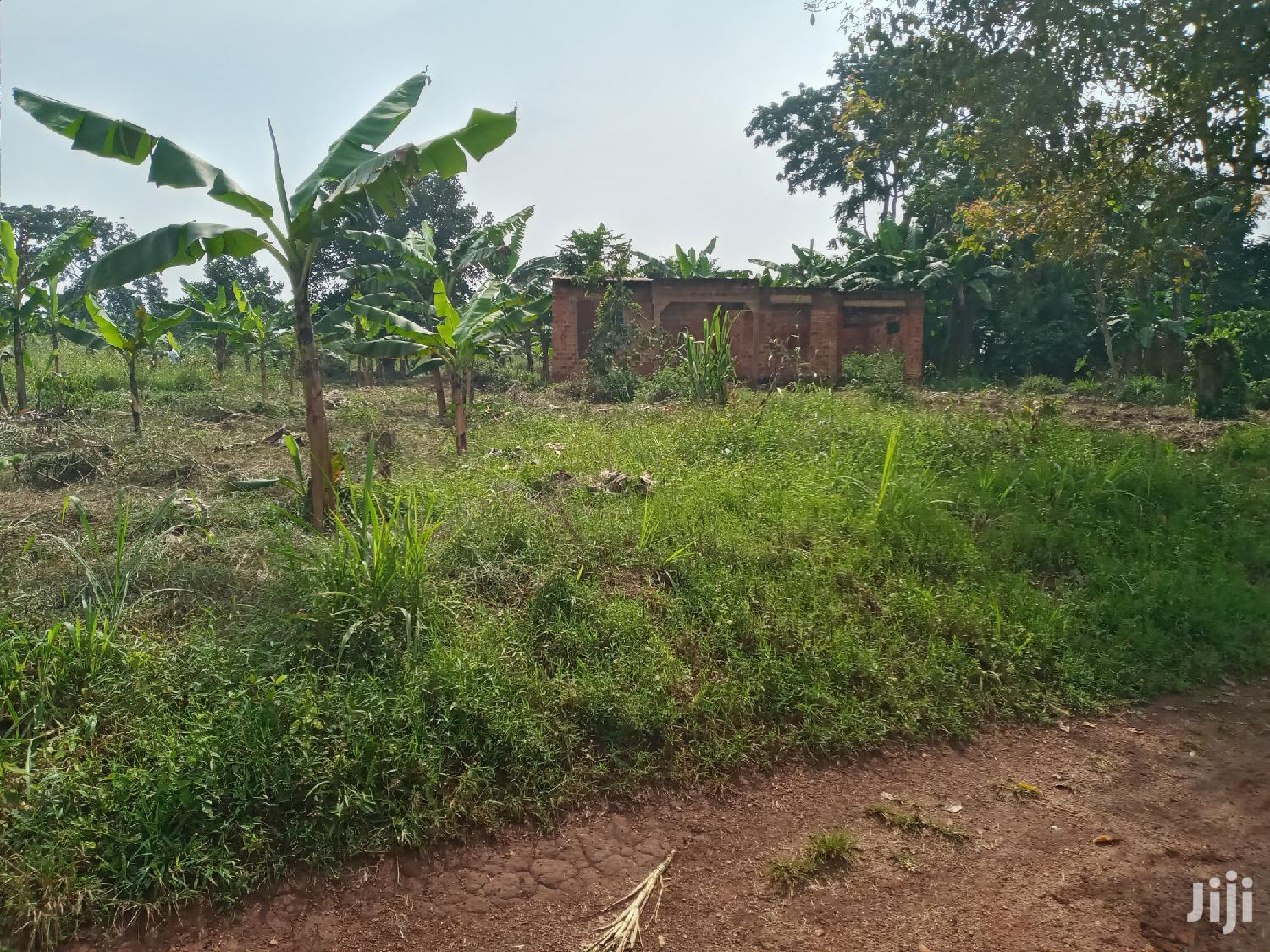 Semi Finished Home on 100 Ft X 100 Ft on Sale in Nsagu Title   Land & Plots For Sale for sale in Kampala, Central Region, Uganda