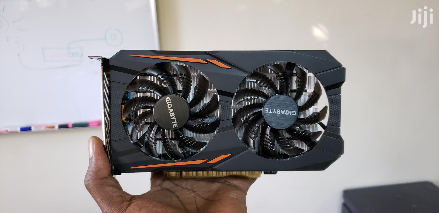 Archive: NVIDIA GTX 1050 Gaming (Overclocked)