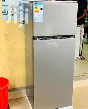 Hisense 270L Double Door Refrigerator   Kitchen Appliances for sale in Central Region, Kampala