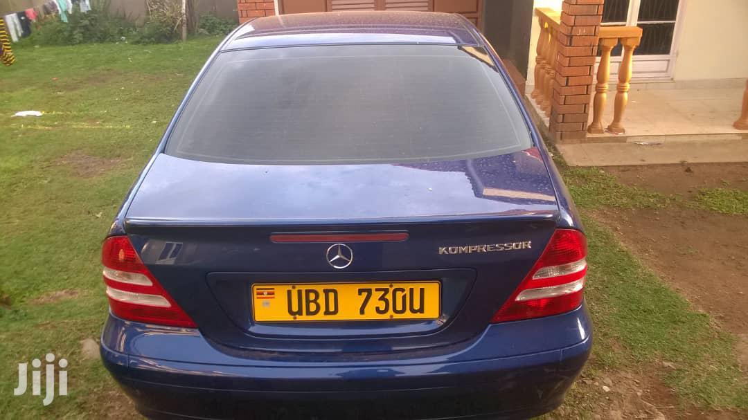 Mercedes-Benz C180 2006 Blue | Cars for sale in Kampala, Central Region, Uganda