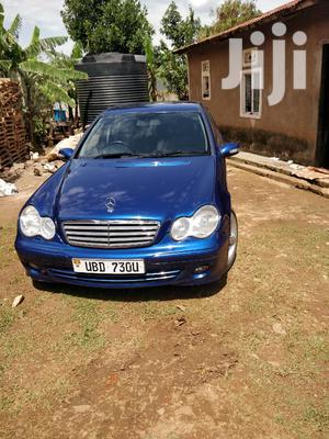 Mercedes-Benz C180 2006 Blue   Cars for sale in Central Region, Kampala