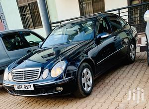 Mercedes-Benz E240 2003 Blue   Cars for sale in Central Region, Kampala