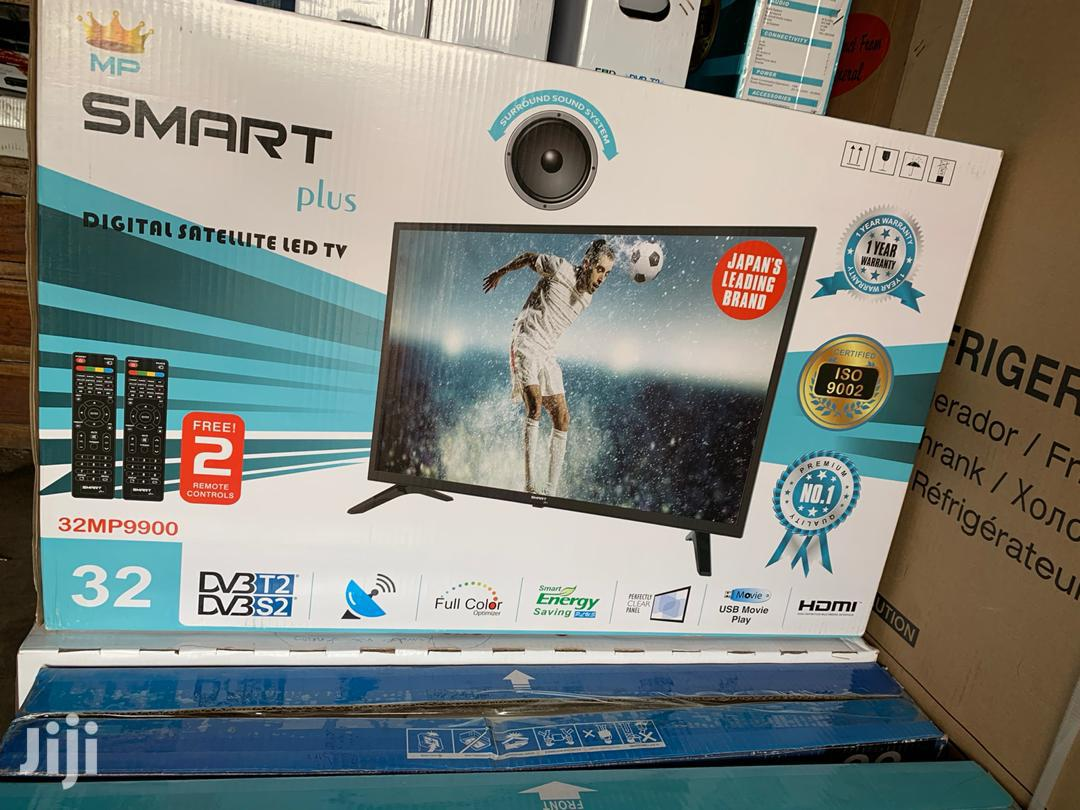 "32"" Smart Plus Digital and Satellite LED Tv"