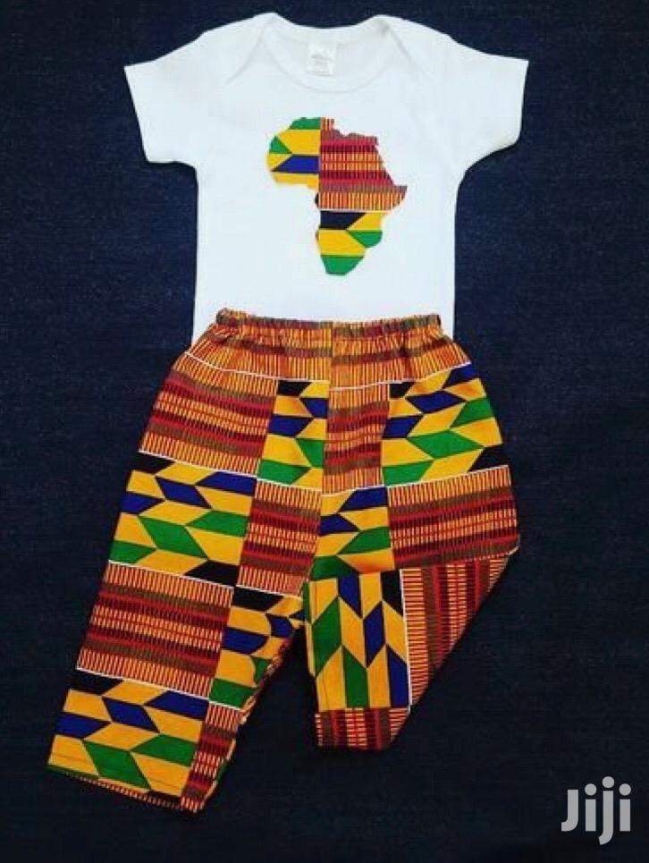 Kitengi Shorts and T Shirts