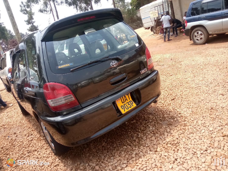 Toyota Spacio 2000 Black | Cars for sale in Kampala, Central Region, Uganda