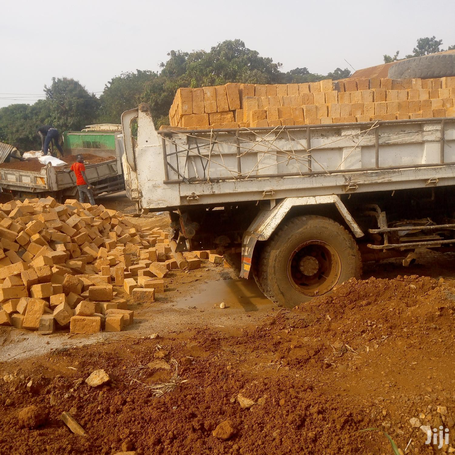 Archive: Bricks for Clay and Soil Plus Delivery