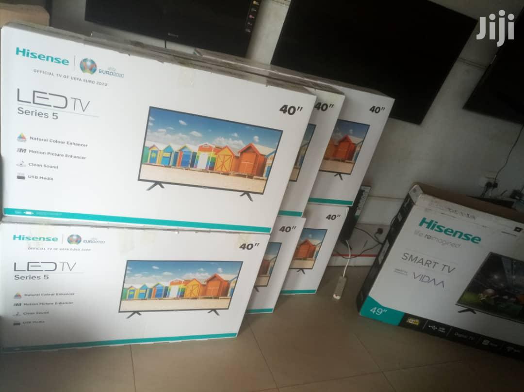 Archive: Hisense 40 Inches Digital TV