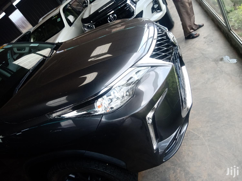Archive: Toyota Kluger 2015 Black
