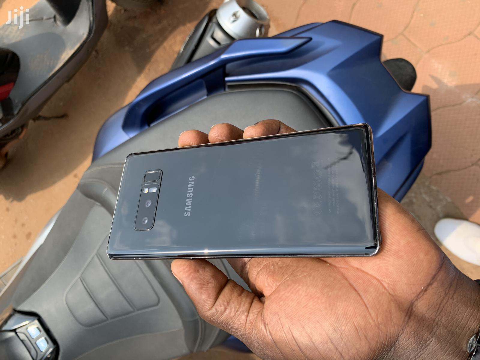 Samsung Galaxy Note 8 64 GB Black   Mobile Phones for sale in Kampala, Central Region, Uganda
