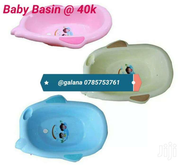 Archive: Baby Basin
