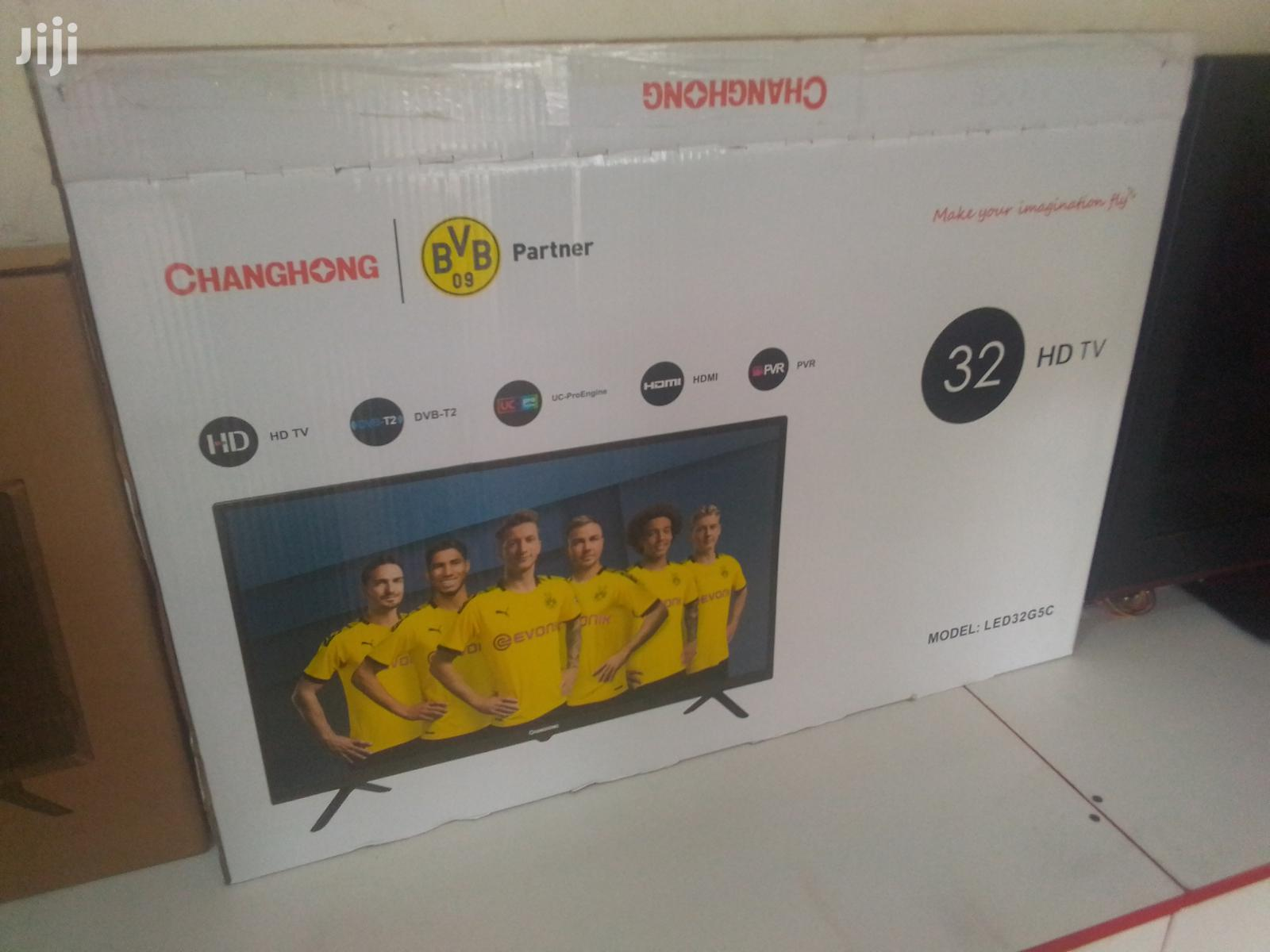 Archive: Changhong Flat Screen TV 32 Inches