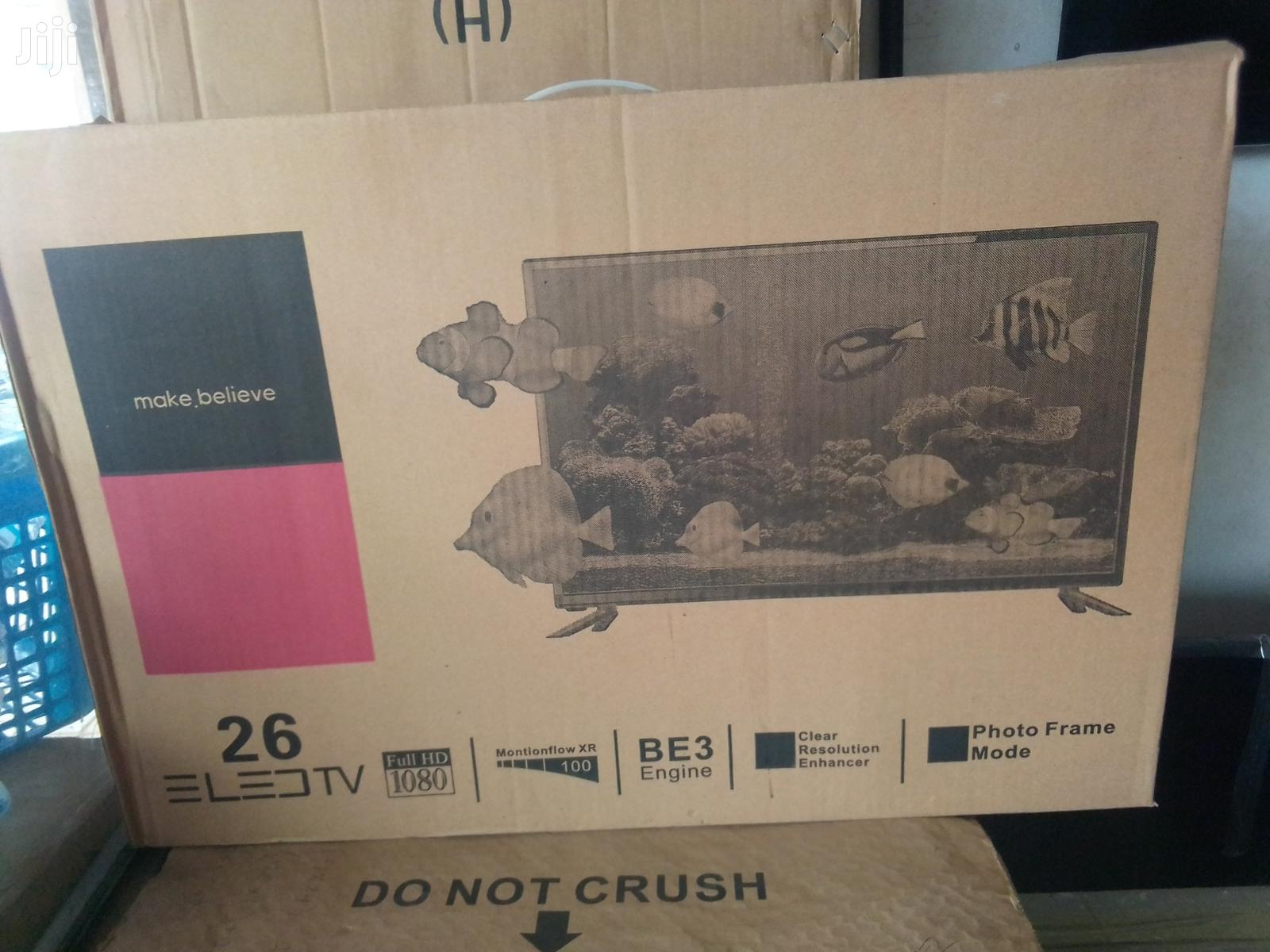 Archive: LG Flat Screen TV 26 Inches
