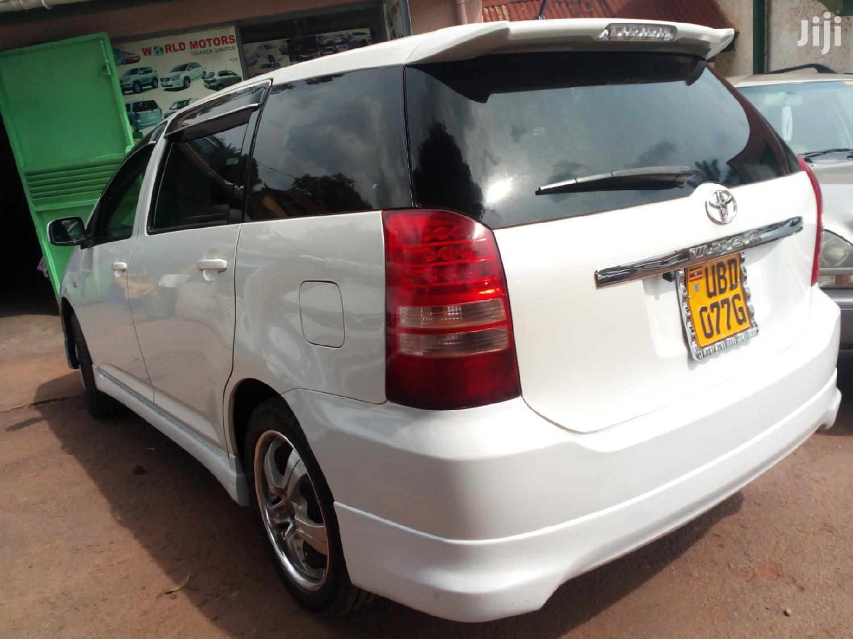 Toyota Wish 2008 White | Cars for sale in Kampala, Central Region, Uganda
