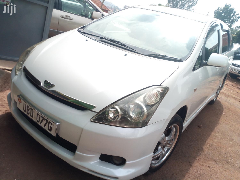 Toyota Wish 2008 White