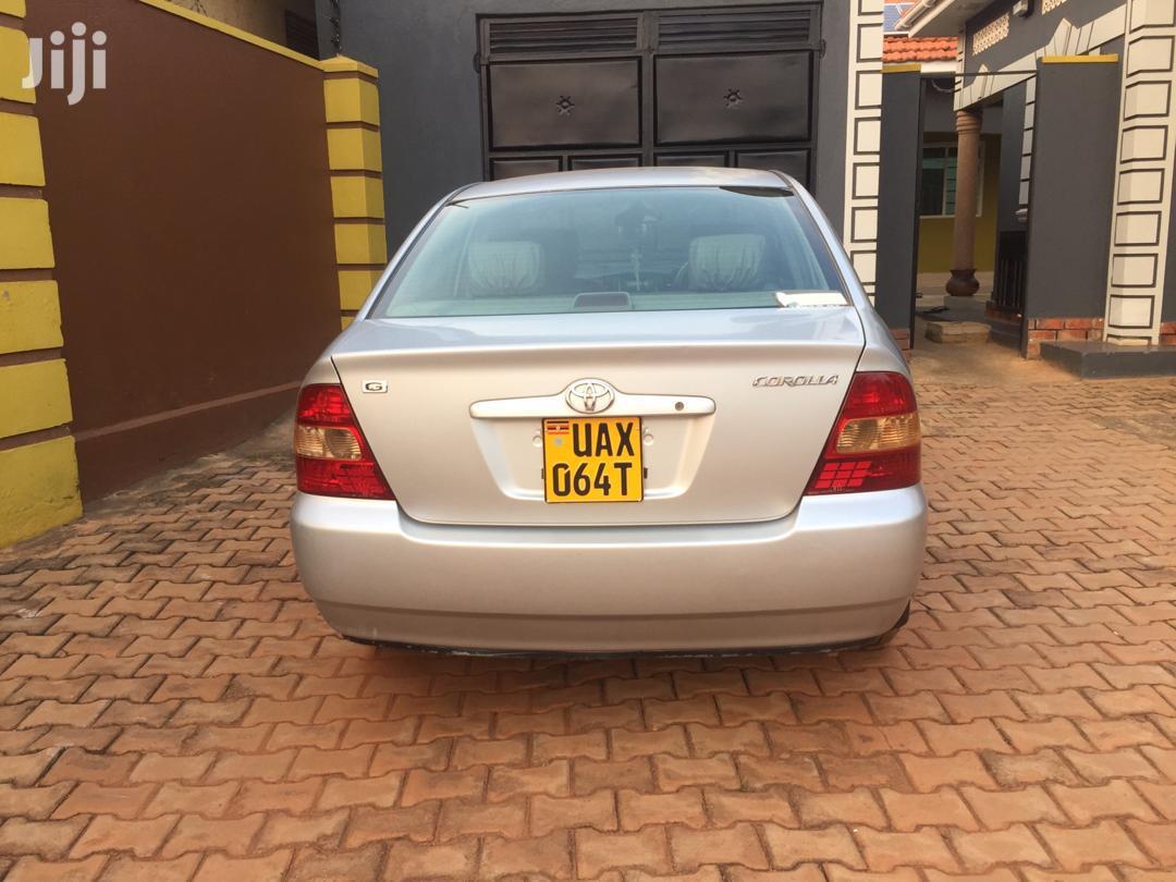 Toyota Corolla 2002 Gold | Cars for sale in Kampala, Central Region, Uganda