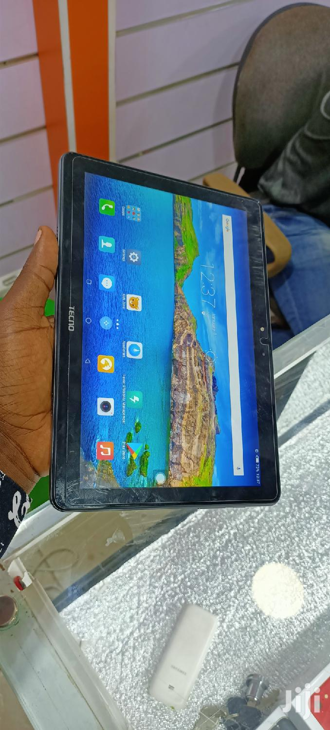 Tecno DroiPad 10D 16 GB Black | Tablets for sale in Kampala, Central Region, Uganda