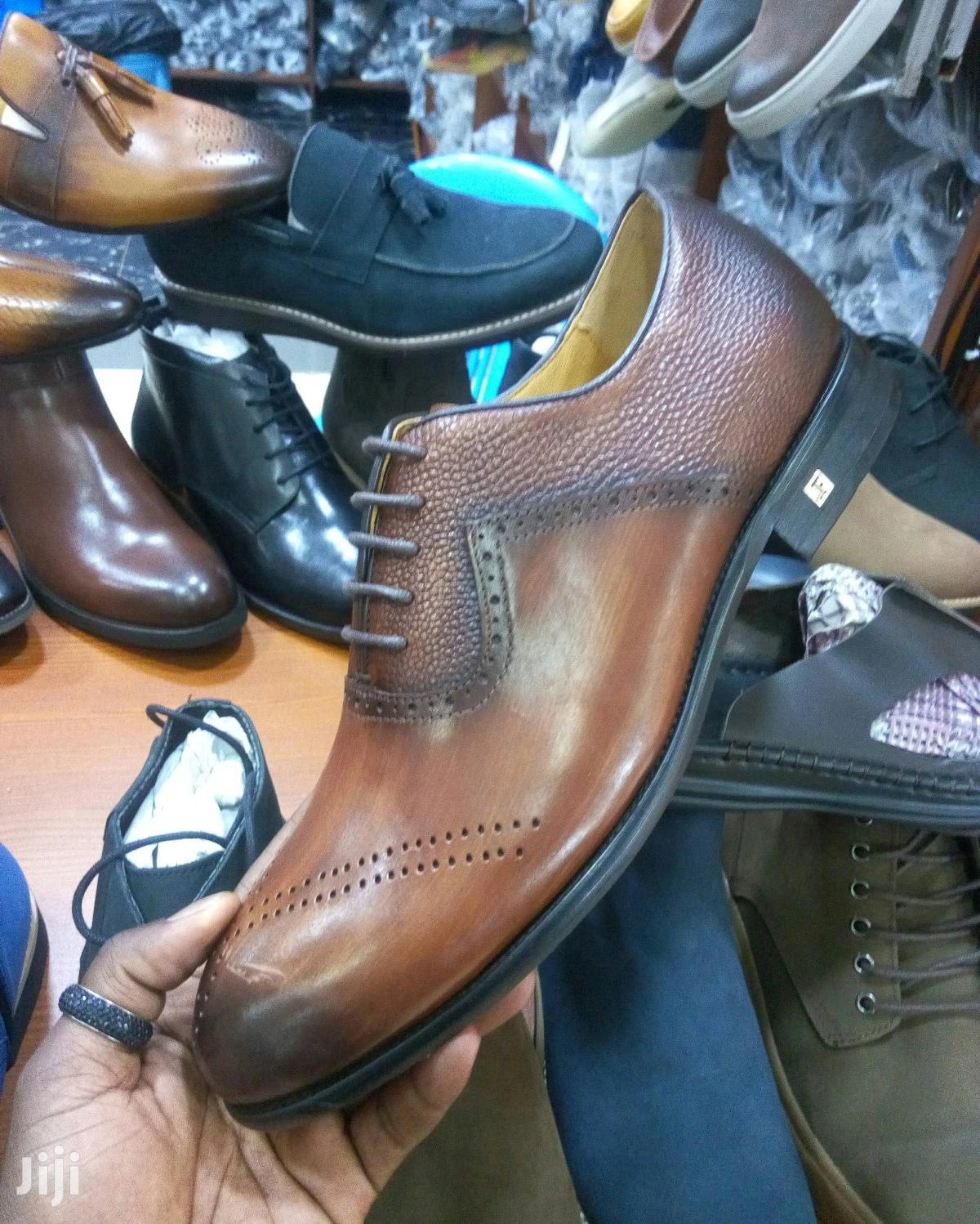 Pure Leather Gentle Shoes