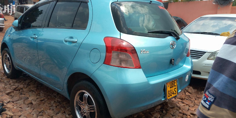 Toyota Vitz 2005 Green | Cars for sale in Kampala, Central Region, Uganda