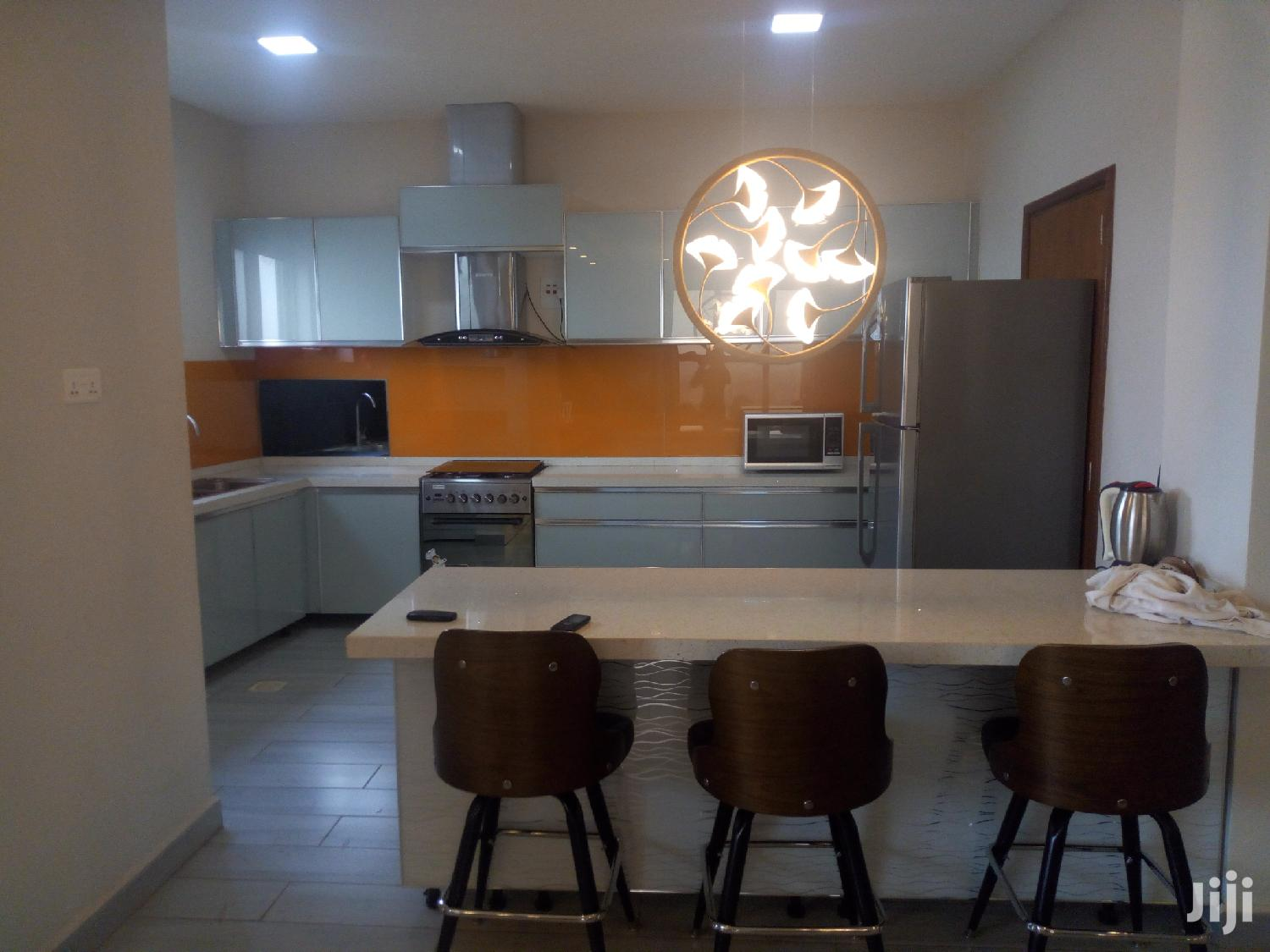 3 Bedroom Fully Furnished Apartment In Naguru For Rent
