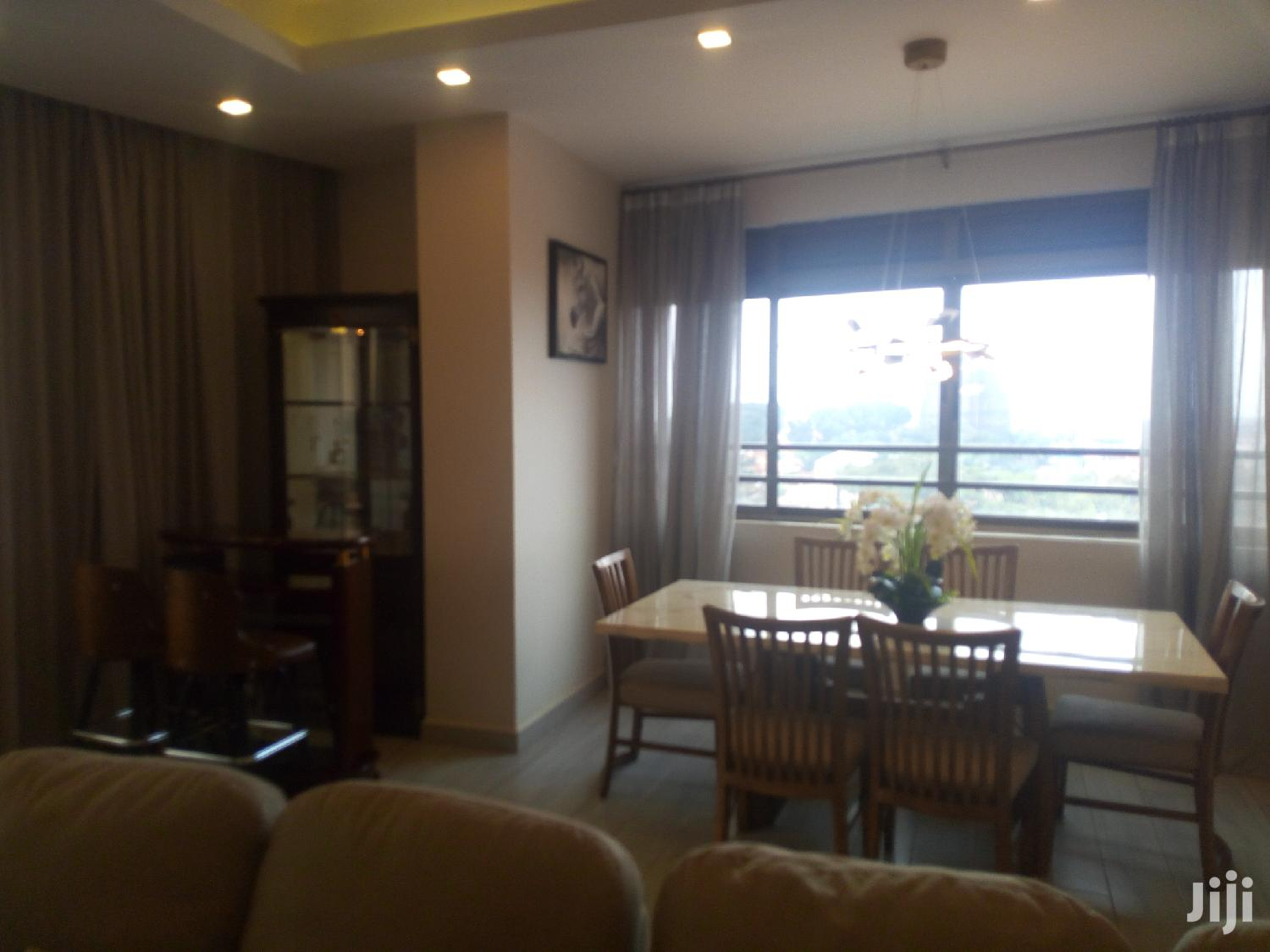3 Bedroom Fully Furnished Apartment In Naguru For Rent | Houses & Apartments For Rent for sale in Kampala, Central Region, Uganda