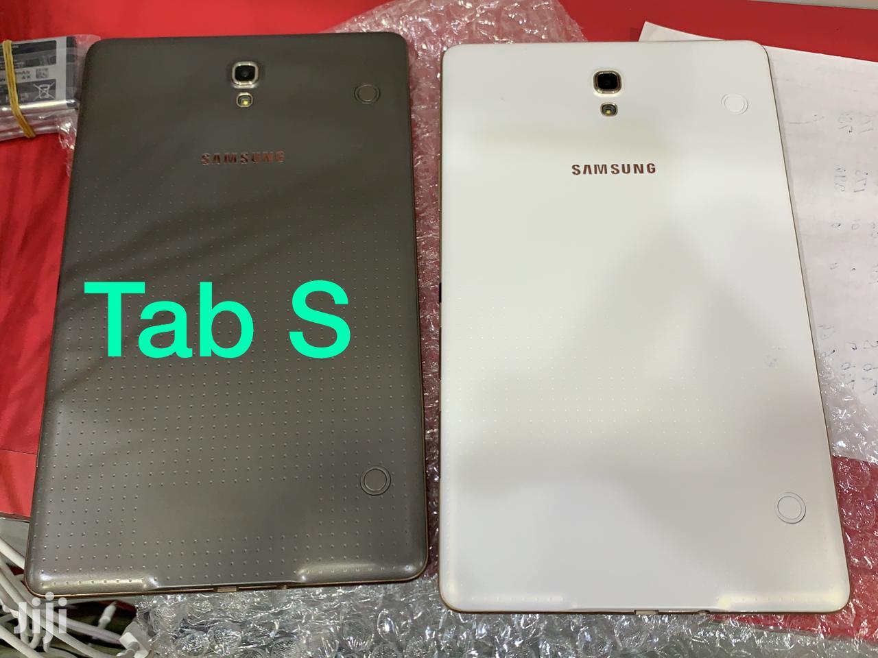 Samsung Galaxy Tab S 8.4 8 GB