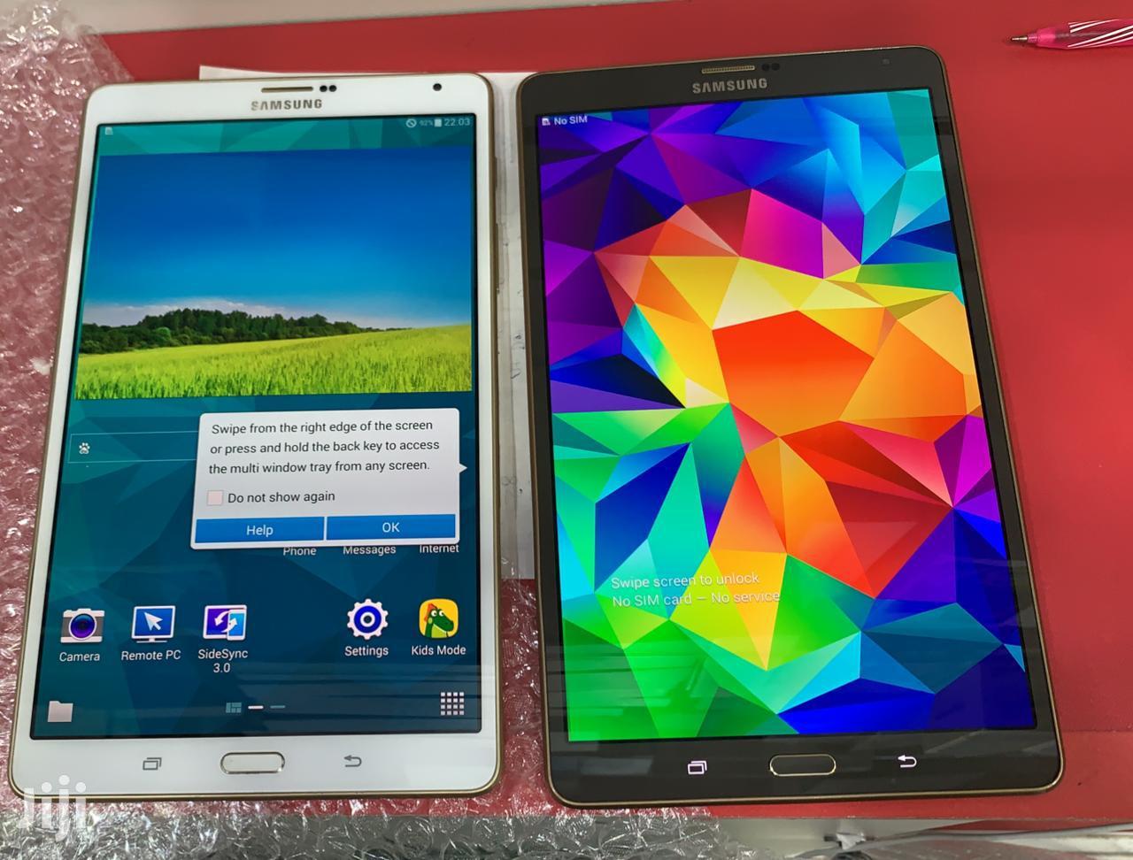 Samsung Galaxy Tab S 8.4 8 GB | Tablets for sale in Kampala, Central Region, Uganda