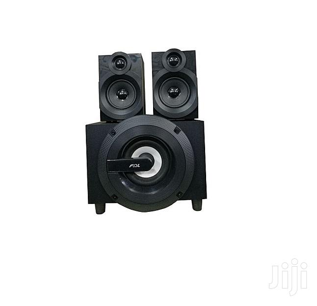 FQL 2.1 Speakers With Bluetooth,Radio,Usb,Memory Card,And Re