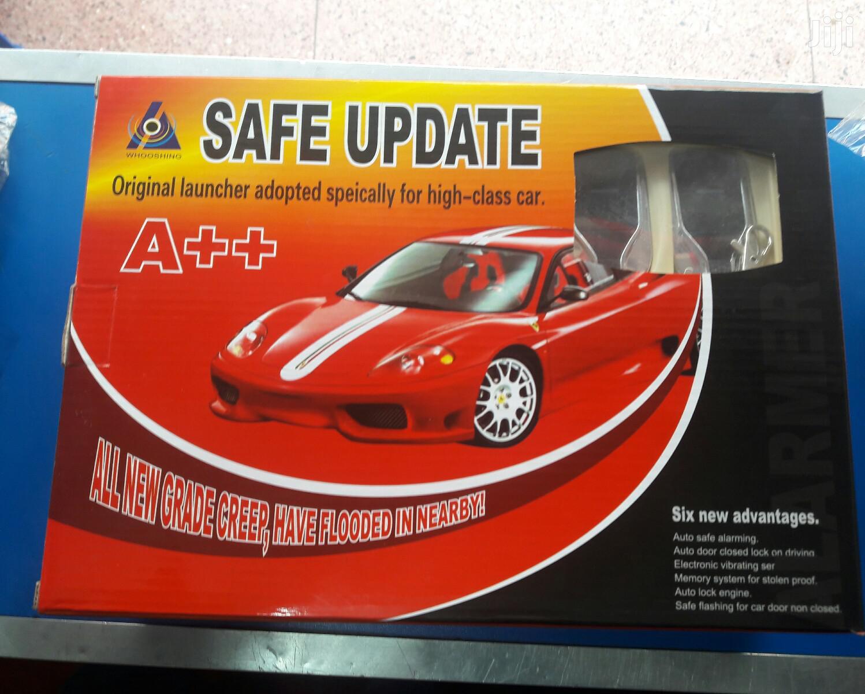 Car Security Alarm