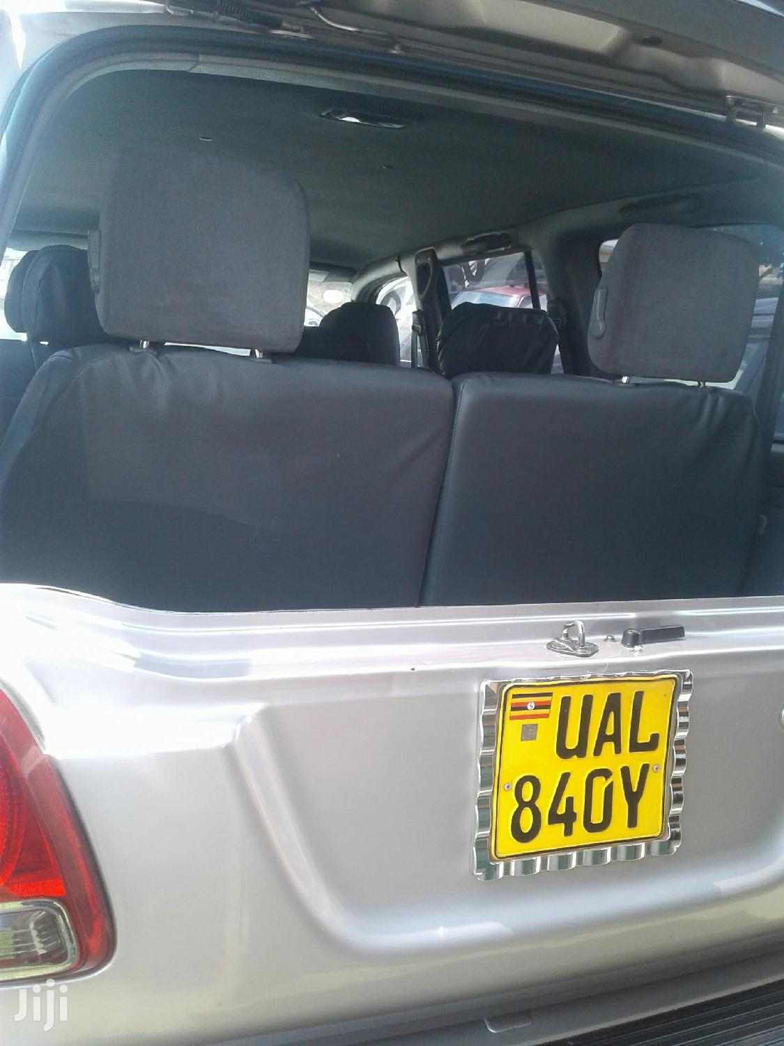 Toyota Land Cruiser 2001 Silver | Cars for sale in Kampala, Central Region, Uganda